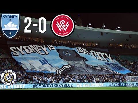 SCG SYDNEY DERBY MADNESS | Sydney FC vs WSW 2-0 | Cove Vlog 27/10/18