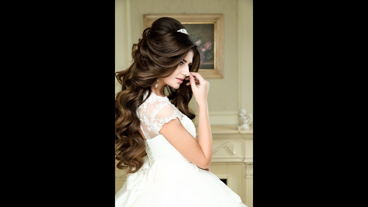extensions cheveux coiffure mariage youtube. Black Bedroom Furniture Sets. Home Design Ideas
