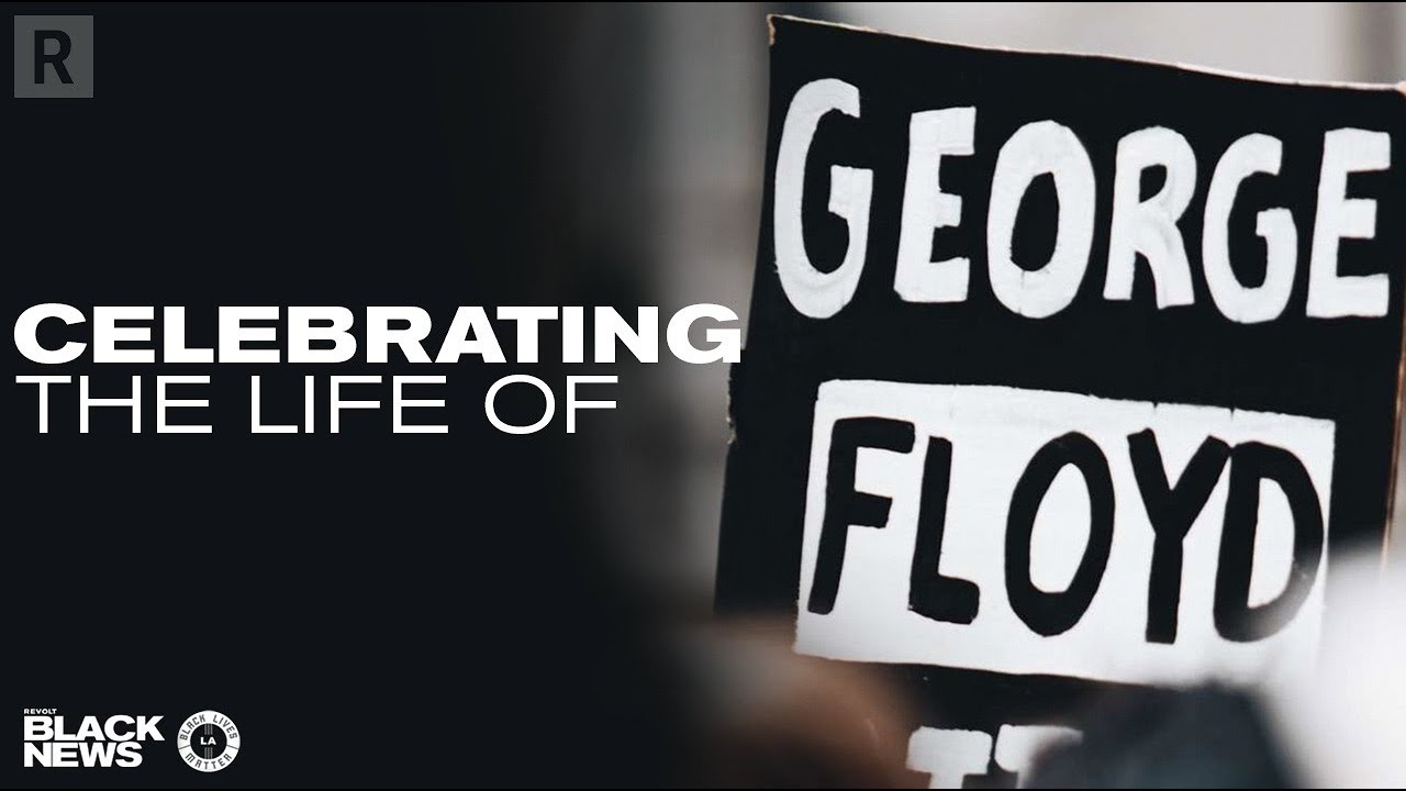 George Floyd's Homegoing Service LIVE From Houston {Live