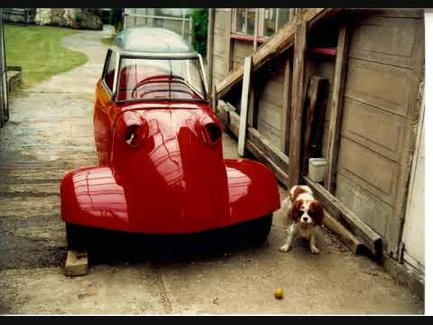 A MESSERSCHMITT BUBBLECAR RESTORATION