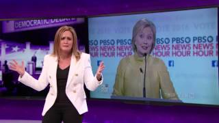 The Democratic Debate | Full Frontal with Samantha Bee | TBS