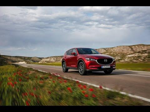 Mazda CX 5 Test Drive AutoBlog.MD