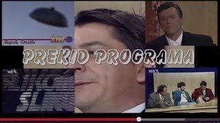 Prekid Programa  - Slikom na sliku (1992) - HRT