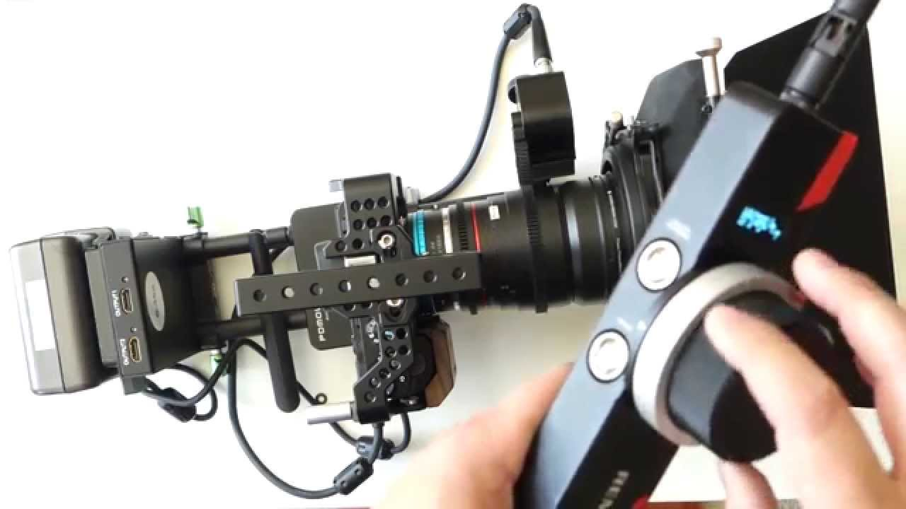 Sony A7s Rig (Part II feat  Ikan's PDmovie Wireless Focus)