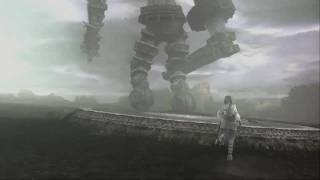Shadow of the Colossus - gameplay