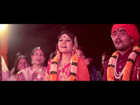 Swati & Shivakant's 2 States Wedding - Highlights