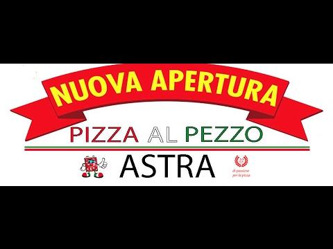 Video promo inaugurazione Pizza al Pezzo Astra