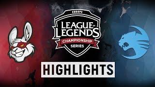 MSF vs. ROC - EU LCS Week 9 Day 2 Match Highlights (Summer 2018)