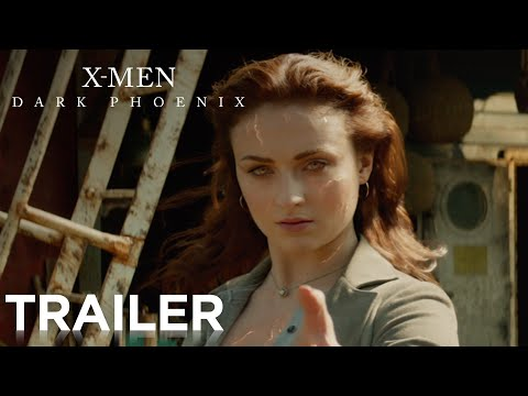Chris Davis - Dark Phoenix - The FINAL TRAILER!