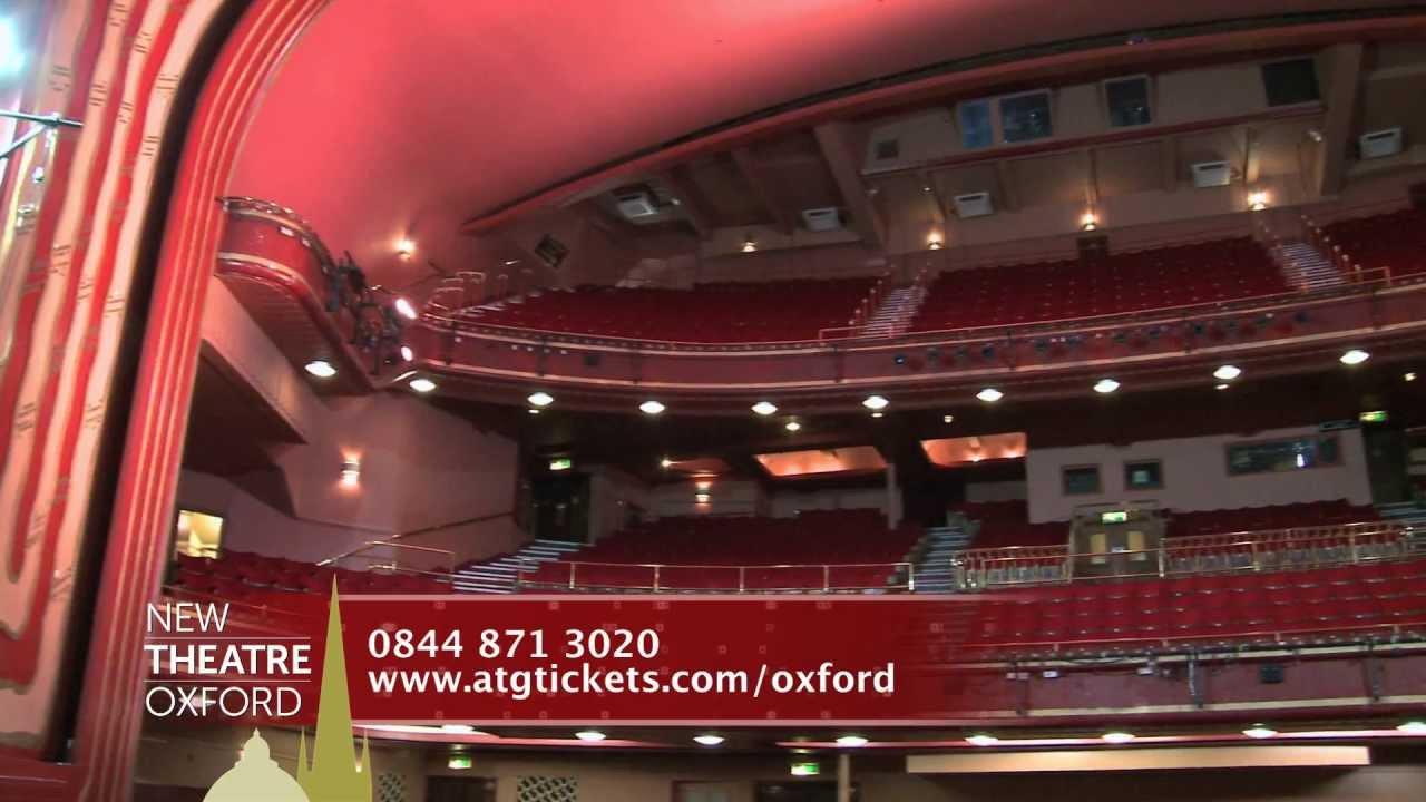 New Theatre Oxford Promo Youtube
