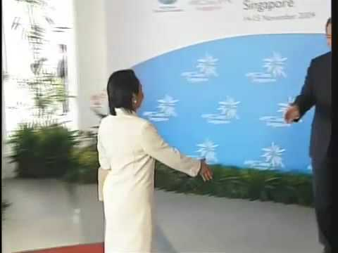 AELM and ABAC Meeting, Leaders Arrival at Istana Palace, Singapore