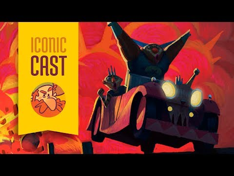 Fernando Peque, Designer de Personagens - ICONICast 36