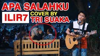 Download SALAH APA AKU -  ILIR7 COVER BY TRI SUAKA