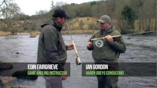 S-Series or T-Series? Ian Gordon and Eoin Fairgreive discuss the new Marksman2 Salmon rods