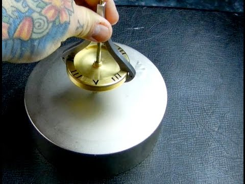 Must-See Video! *SECRETS OF MAGNETISM* Never Seen Before* Torus-Hyperboloid