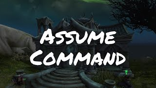 Assume Command Achievement Guide (World of Warcraft)