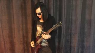 Marilyn Manson WE KNOW WHERE YOU FUCKING LIVE Guitar Bass Cover
