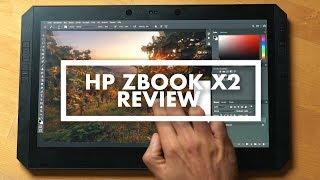 Das perfekte Laptop für Fotografen? 📷 HP ZBOOK x2 Review