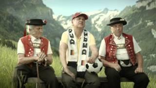 Appenzeller Käse - Fussball 2012 - Schweiz