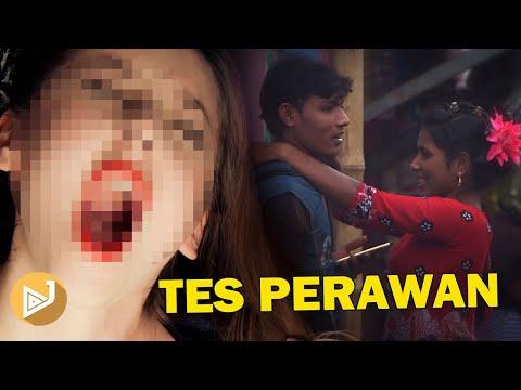 Nyesel Gak Nonton!!!!! Inilah Test Perawan Sprei Bernoda Di India   #JunaWay