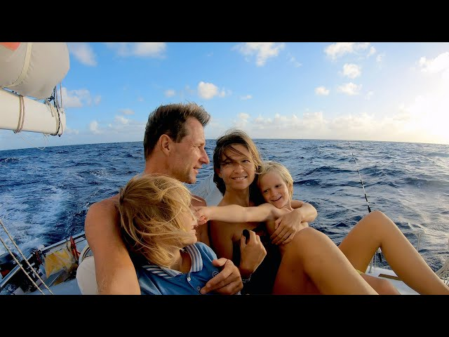 Free From Lockdown! Sailing to Guadeloupe