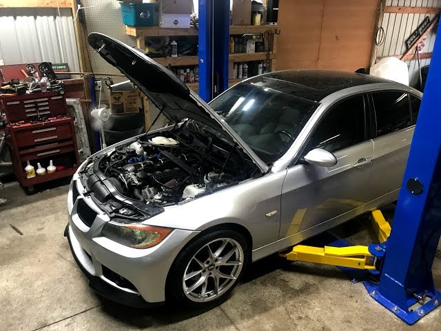 An Extremely Awesome Project - Single Turbo BMW 335i