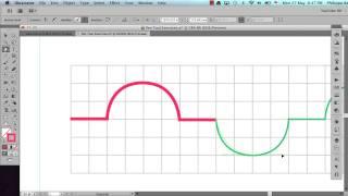 Beginners Basic Pen Tool - Tutorial And Worksheet