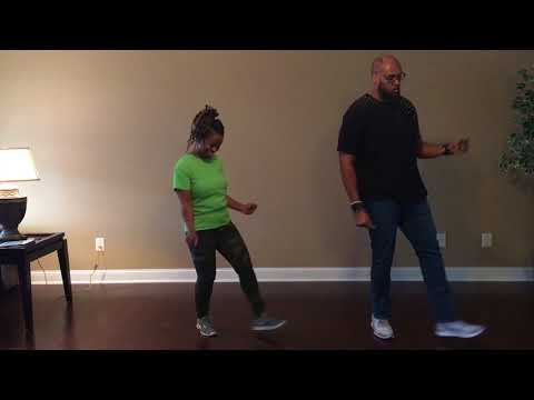 Get Boo'd Up Line Dance