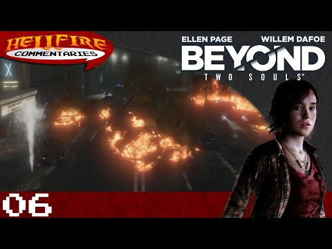 Beyond: Two Souls playthrough [Part 6: A Series of Tender Moments]