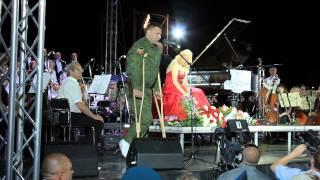 Концерт-реквием к 74 годовщине начала Великой Отечественной войны. Донецк. 22 06 2015