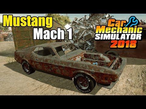 New Ford Dlc Car Mechanic Simulator 2018 Gameplay
