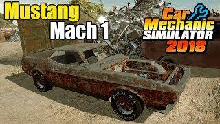 New Ford DLC! - Car Mechanic Simulator 2018 Gameplay