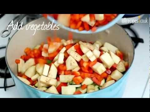 Classic Ratatouille Recipe - Allrecipes.co.uk