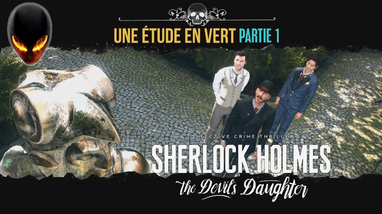 Skyrim Calendrier.Sherlock Holmes The Devil S Daughter Fr 4 Une Etude En Vert Partie 1 Calendrier Maya