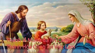 Thánh Lễ Mùng Ba Tết Canh Tý dành cho những người không thể đến nhà thờ