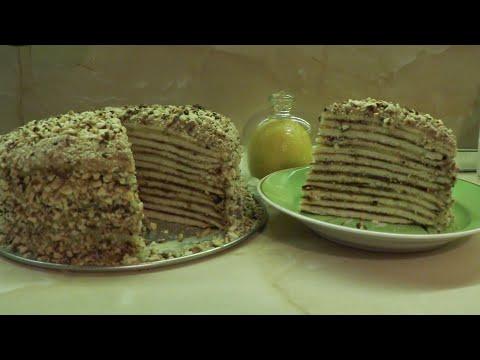 Торт «Проще простого» на Старый Новый год 🎄11 января 2019 г. - Видео приколы смотреть