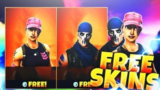 "How To Get FREE NEW SKIN in Fortnite! - NEW ""Warpaint"" + ""Rose Team Leader"" SKINS! (Fortnite Update)"