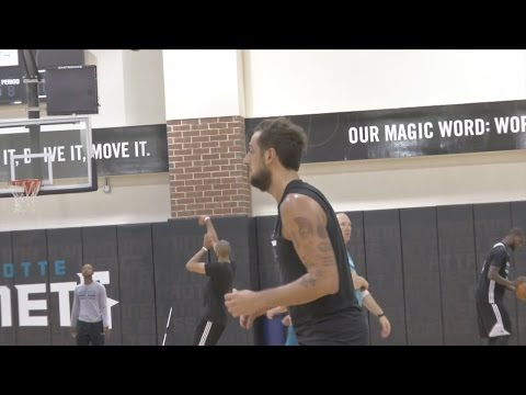 Charlotte Hornets - Day 1 Training Camp Recap | 2016-17 NBA Season