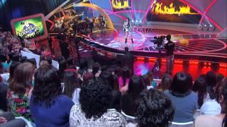 Programa Raul Gil - Bárbara Zurc (Wasting Love) - Jovens Talentos 2013 - #JT2013