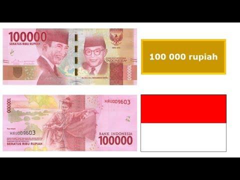 Indonesian rupiah (IDR)