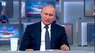 Путин о возможности обмена Олега Сенцова