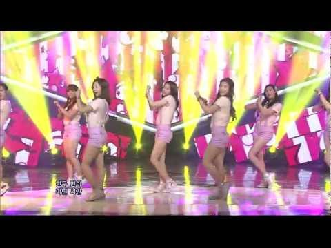 [HD] Performance 120115 A Pink - My My ( Remix Version ) ( Goodbye 2nd Stage )
