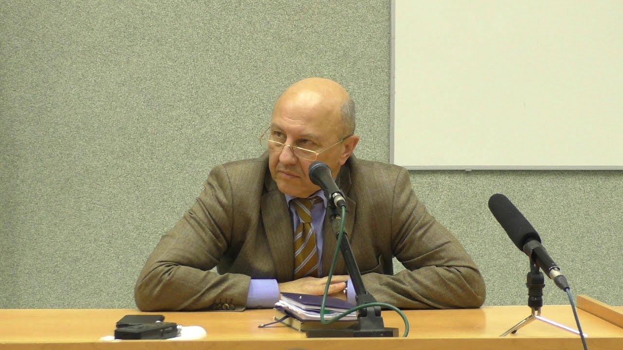 Андрей Фурсов - Господствующие группы Зап. Европы и России (26.10.2016)