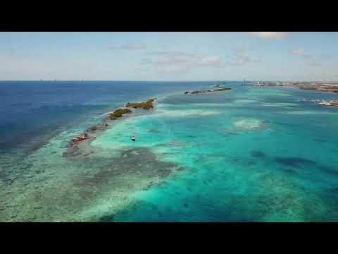 Aruba Adventure Kayak tour, DJI Mavic