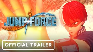 Jump Force - Shoto Todoroki Trailer