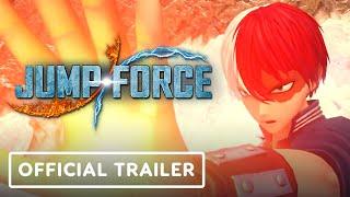 Jump Force - Shoto Todoroki Trailer