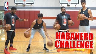 Learning How to Dribble like an NBA SUPERSTAR GUARD!