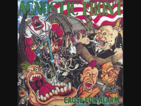 agnostic front - shoot his load