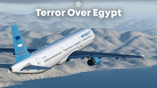 Did an Old Accident Cause this Airbus A321 to Explode 14 Years Later? Metrojet Flight 9268