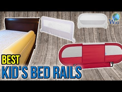 9 Best Kid's Bed Rails 2017